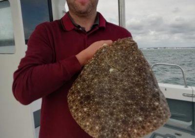 Winter Sea Trips, Wreck Fishing Trips, Cod, Shark, Turbot, Bass Fishing, Alderney, Poole, Dorset