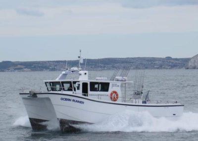 Deep Sea Fishing Charters Poole, Dorset