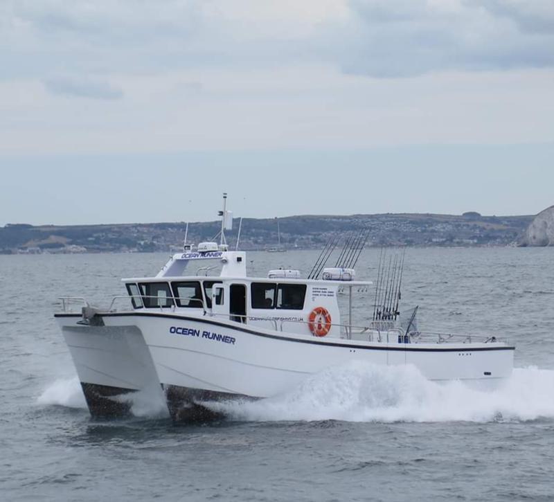 deep sea charters in Dorset